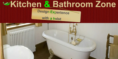 Kitchen & Bathroom Zone