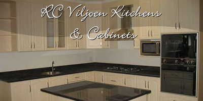 RC Viljoen Kitchens & Cabinets