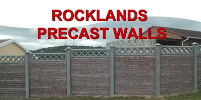 Rocklands Precast Walls
