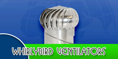 Whirlybird Ventilators