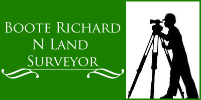 Boote Richard N Land Surveyor