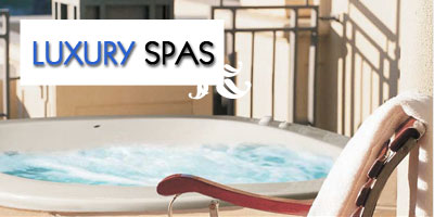 Luxury Spas and Saunas