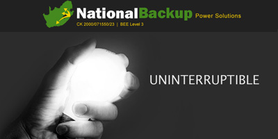 National Back Up Power Solutions CC