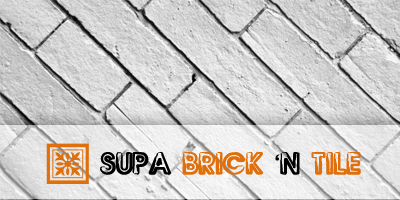 Supa Brick \\\'n Tile