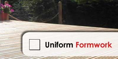 Uniform Formwork