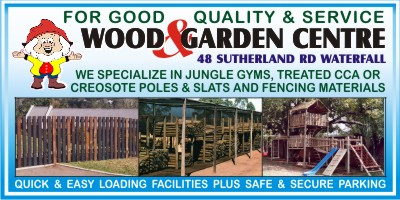 Wood and garden pmb