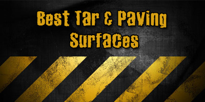 Best Tar Surfaces/Paving
