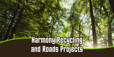 Harmony Recycling and Roads Projects