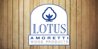 Lotus Amoretti Wood products