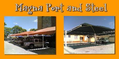 Magna-Port and Steel