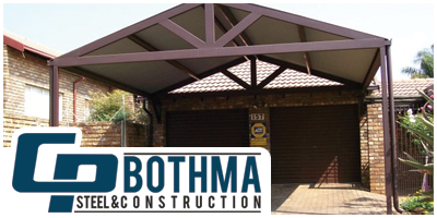 CP Bothma Steelworks & Construction - Awnings