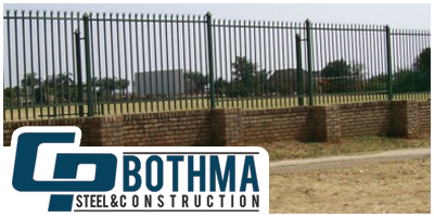 CP Bothma Steelworks & Construction - Fencing