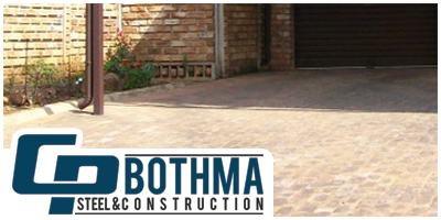 CP Bothma Steelworks & Construction - Paving