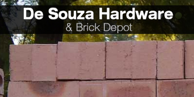 De Souza Hardware and Brick Depot