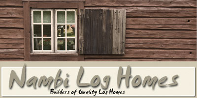 Nambi Solid Log Homes