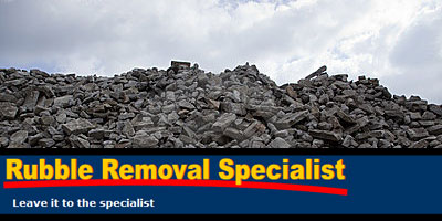 Rubble Removal Specialists