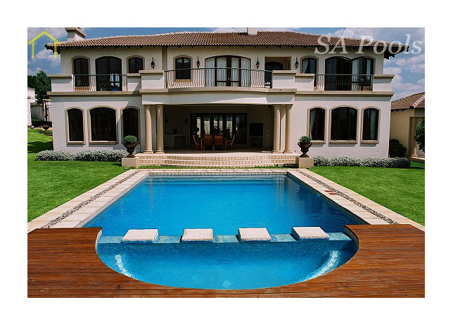 Sa pools fitters of a variety of pools including concrete pools beach pools pre moulded pools Swimming pool maintenance pretoria