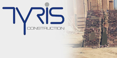Tyris Construction advert