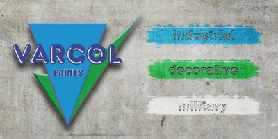 Varcol Paints advert