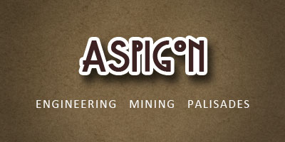 ASPIGON Engineering, Mining, Palisades