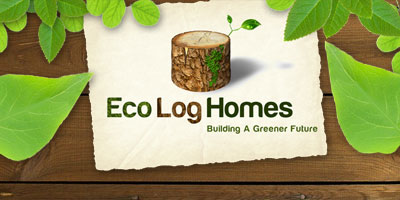 ECO LOG HOMES