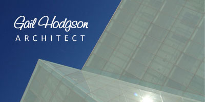 GAIL HODGSON ARCHITECT