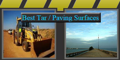 Best Tar Paving Surfaces