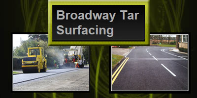 Broadway Tar Surfacing