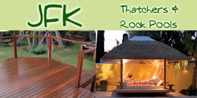 JFK Thatching & Decking
