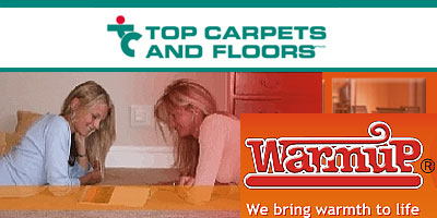 Top Carpets Underfloor Heating
