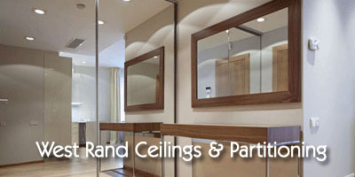 West Rand Ceilings & Partitioning