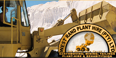 West Rand Plant Hire Pty Ltd